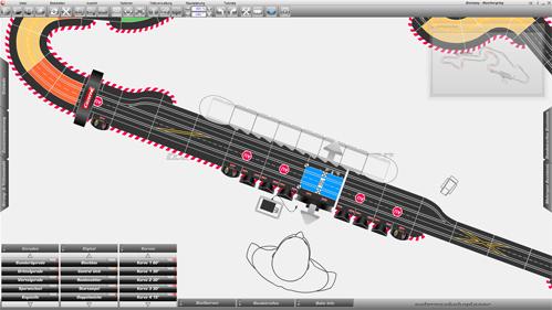 Carrera Digital  Slot Car Race